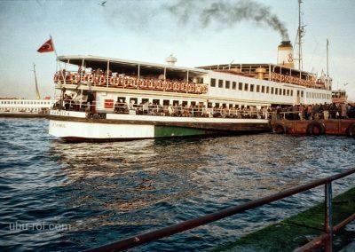 Sirkeci Ferry