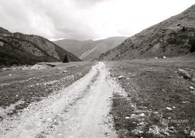 Kyrgyz Mountain Valley